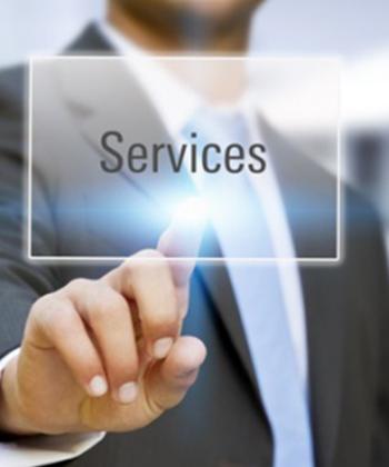 services d'un call center