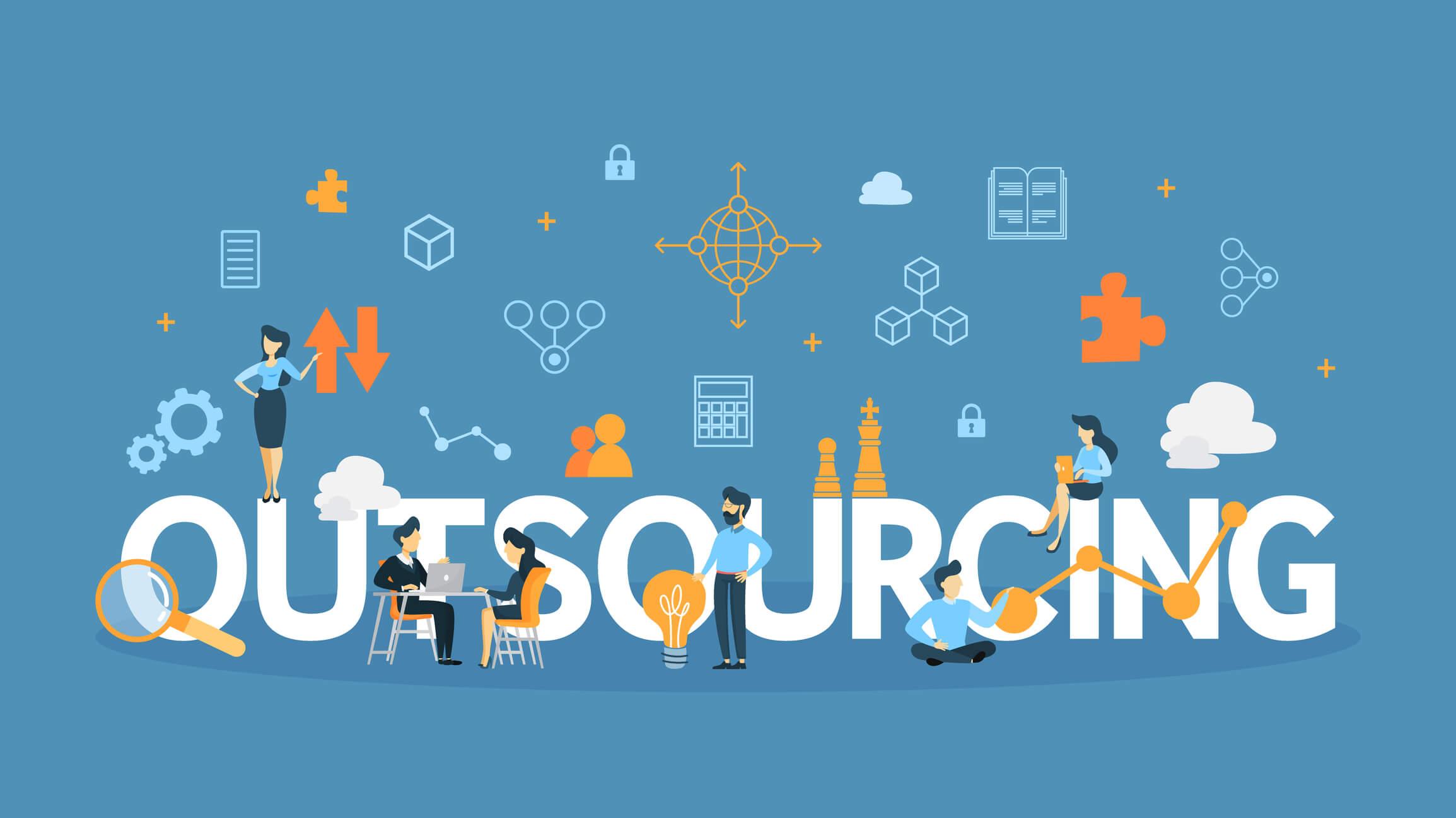 Les cinq avantages de l'outsourcing