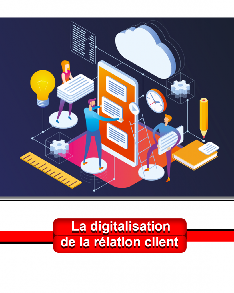 digitalisation relation client