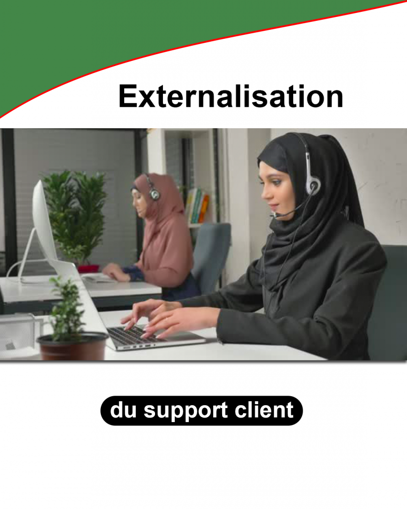 externalisation relation client