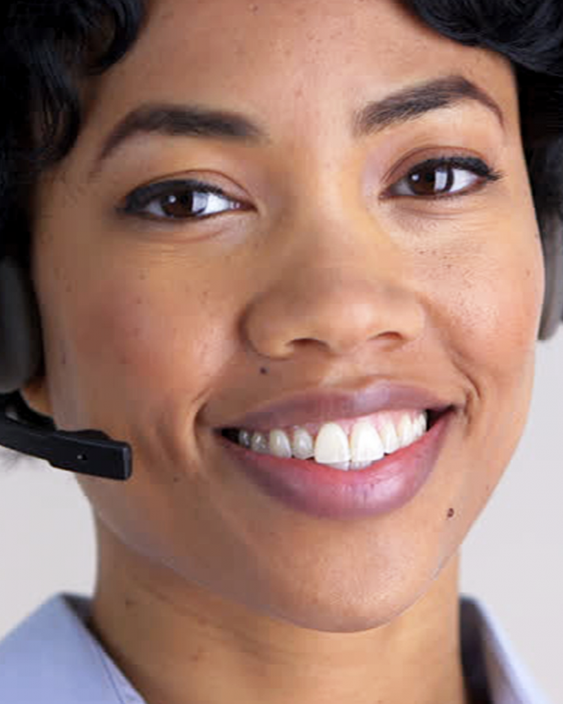 professionnel de centre d'appels