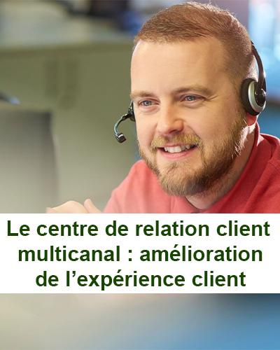 amélioration de l'expérience client